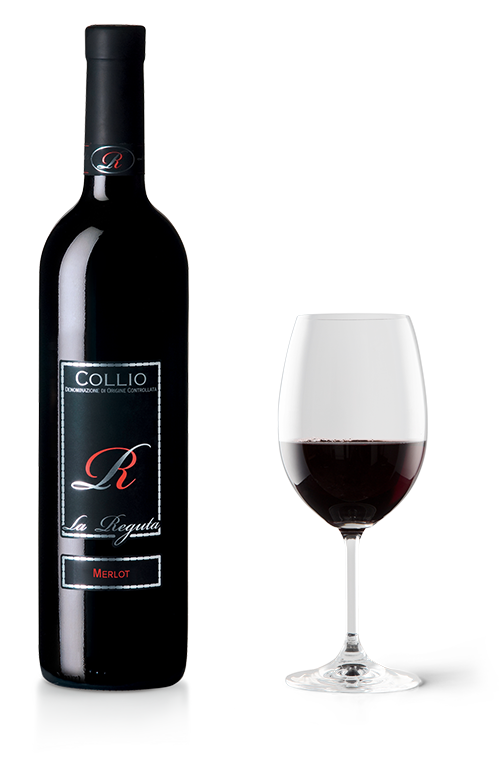 Merlot doc collio Reguta