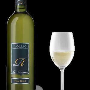 Pinot Grigio doc collio Reguta