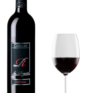 Pinot Nero doc collio Reguta