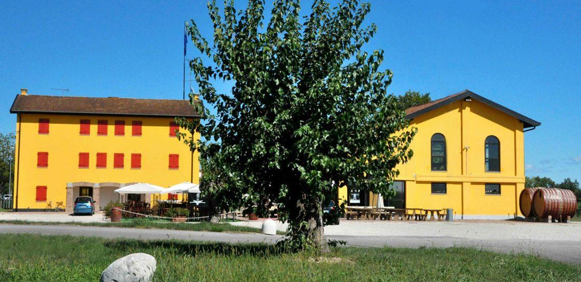 La di Anselmi Agriturismo vicino a Lignano